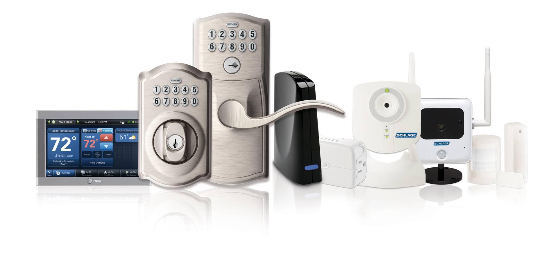 Nexia Comfort Home Automation