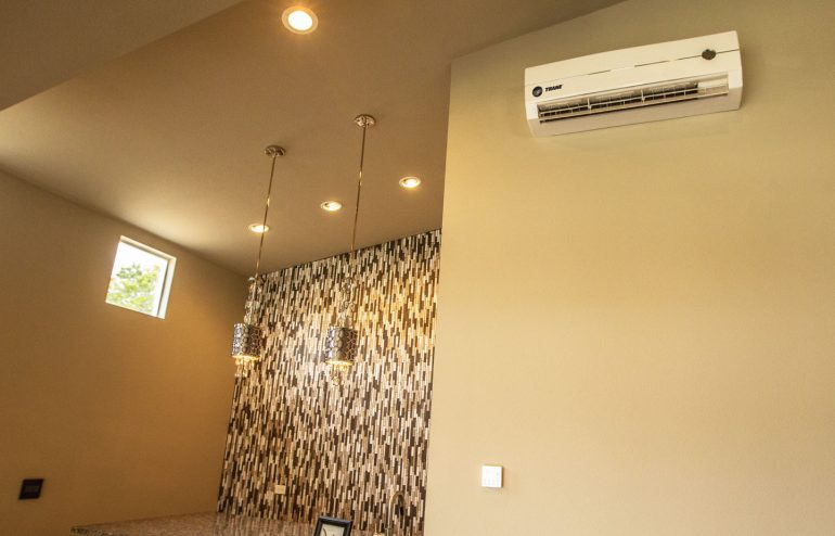 Trane Ductless Unit
