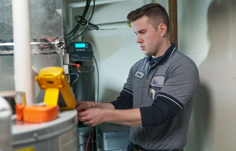 Fred's Heating and Air - Technician
